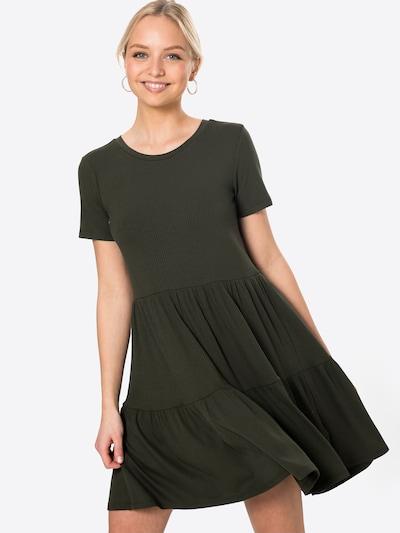 ABOUT YOU Damen - Kleider 'Carla Dress' in khaki, Modelansicht