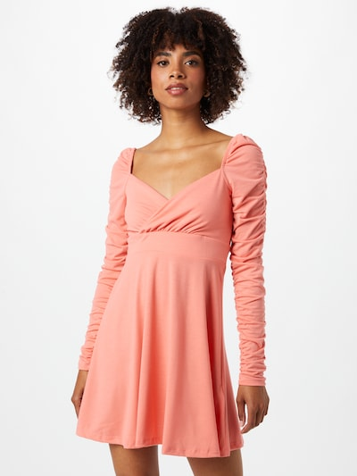 NA-KD Kleid 'Pamela' in koralle, Modelansicht