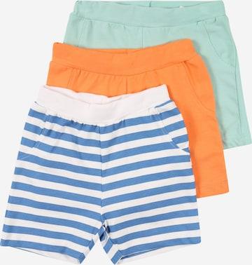 NAME IT Trousers 'JARKE' in Orange