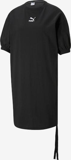 PUMA Kleid in schwarz / weiß, Produktansicht