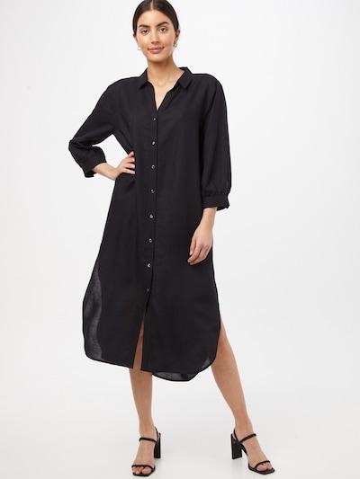 Rochie tip bluză COMMA pe navy, Vizualizare model