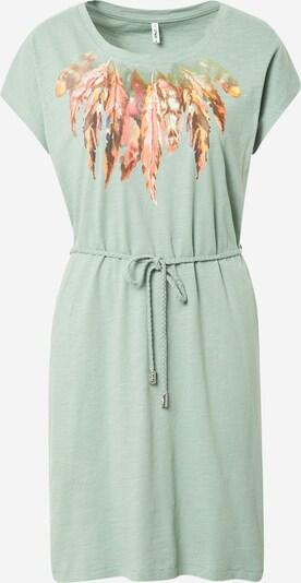 ONLY Ljetna haljina 'BONE' u svijetlozelena / miks boja, Pregled proizvoda
