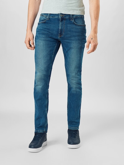 Only & Sons Jeans 'ONSWeft' i blue denim, Modelvisning