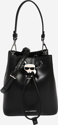 Karl Lagerfeld Vrećasta torba u crna, Pregled proizvoda