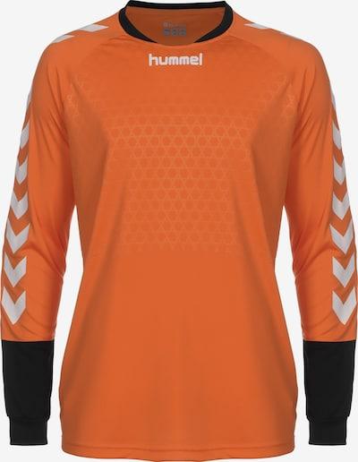 Hummel Trikot in orange / schwarz / weiß, Produktansicht