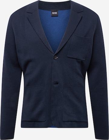 BOSS Kampsun 'Novaro', värv sinine