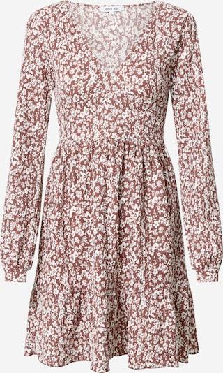 ABOUT YOU Kleid 'Mele' in braun / mischfarben, Produktansicht