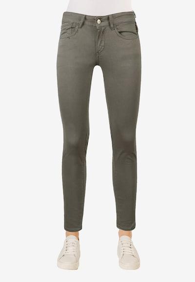 Le Temps Des Cerises Pantalon in grau, Modelansicht