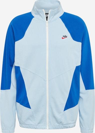 Nike Sportswear Tussenjas in de kleur Blauw / Lichtblauw, Productweergave