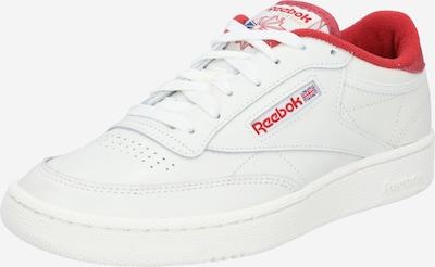 Reebok Classic Nízke tenisky 'Club C 85' - tmavočervená / biela, Produkt