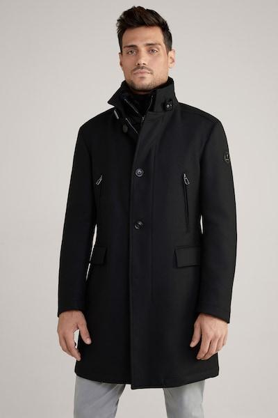 JOOP! Mantel 'Mikos' in schwarz, Modelansicht