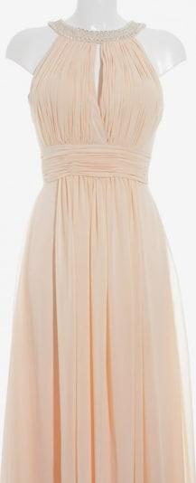 KLEEMEIER Abendkleid in XS in apricot, Produktansicht