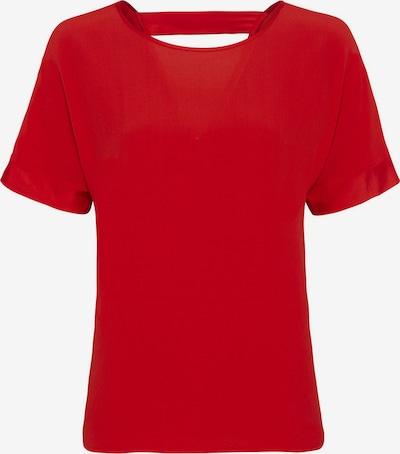 HALLHUBER Oversize-Bluse in rot, Produktansicht