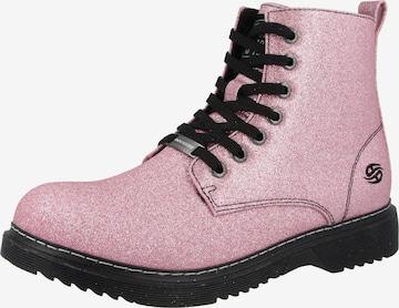 Dockers by Gerli Stiefel in Pink