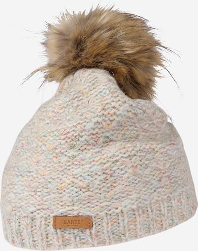 Barts Müts 'Perlie' kreem / rohekassinine / punane, Tootevaade
