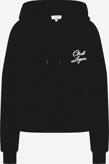 LeGer by Lena Gercke Collegepaita 'Nayla' värissä musta, Tuotenäkymä