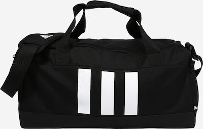 Geantă sport ADIDAS ORIGINALS pe negru / alb, Vizualizare produs