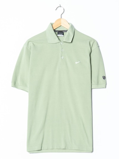 NIKE Polohemd in L-XL in pastellgrün, Produktansicht