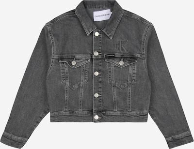 Calvin Klein Jeans Starpsezonu jaka pelēks džinsa, Preces skats