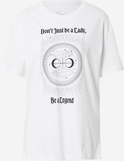 NIKE Tehnička sportska majica 'Legend' u crna / bijela, Pregled proizvoda