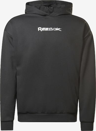 REEBOK ' MYT Sweatshirt ' in schwarz, Produktansicht