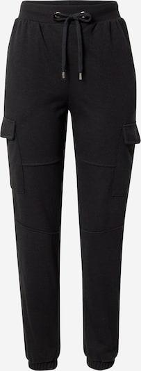 JACQUELINE de YONG Карго панталон 'BIRMINGHAM' в черно: Изглед отпред
