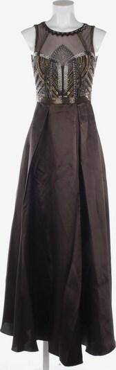 Badgley Mischka Kleid in XS in dunkelbraun, Produktansicht