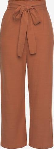 LASCANA Hose in Orange