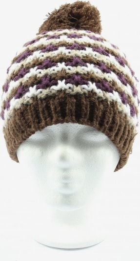 Barts Hat & Cap in XS-XL in Brown / Purple / White, Item view