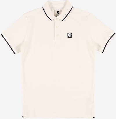 GARCIA Tričko - čierna / biela ako vlna, Produkt