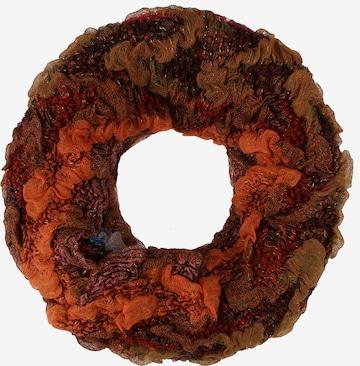 IZIA Tube Scarf in Brown