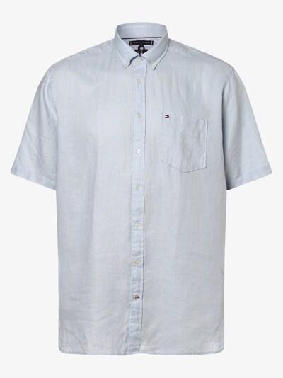 TOMMY HILFIGER Hemd in navy / hellblau / rot / weiß, Produktansicht