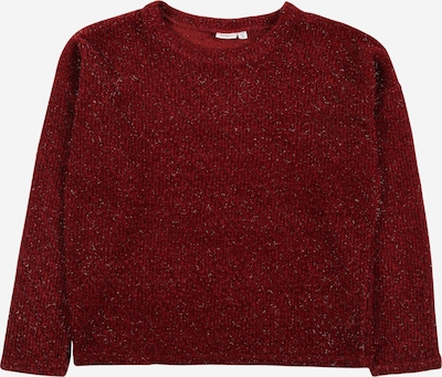 NAME IT Sweater 'RAVIOLA' in bordeaux, Item view