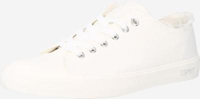 ESPRIT Sneaker 'Nova' in weiß / offwhite, Produktansicht