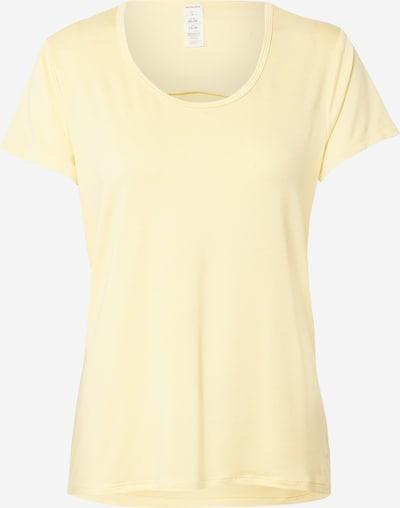 Marika Functioneel shirt 'VALERY' in de kleur Pasteelgeel, Productweergave