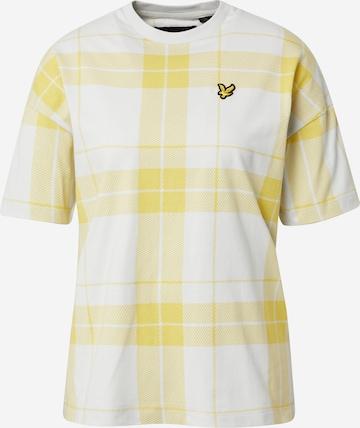 Lyle & Scott T-Shirt in Weiß