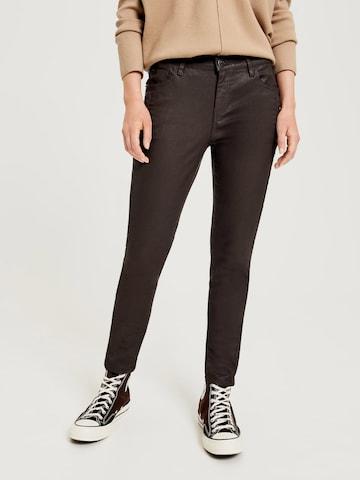 OPUS Jeans 'Evita' in Bruin