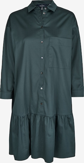 DANIEL HECHTER Kleid in dunkelgrün, Produktansicht