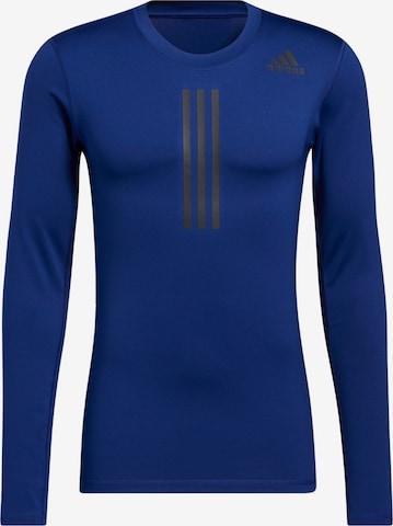 ADIDAS PERFORMANCE Shirt in Blau