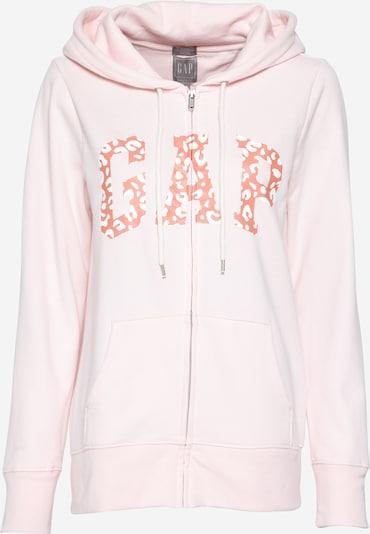 GAP Sweatjacka i lax / rosa / vit, Produktvy