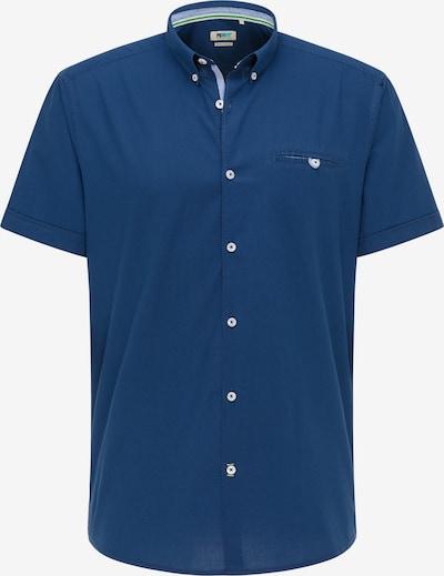 PIONEER Hemd in hellblau / dunkelblau, Produktansicht