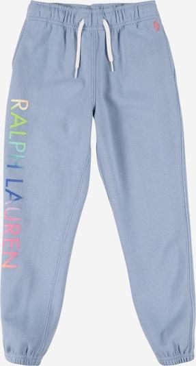 POLO RALPH LAUREN Pantalón en azul ahumado / azul real / manzana / rosa, Vista del producto