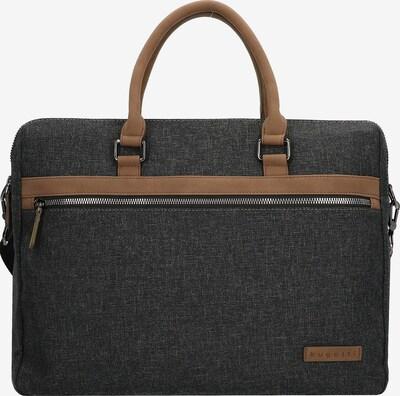 bugatti Aktentasche in braun / grau, Produktansicht