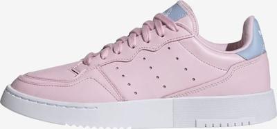 ADIDAS ORIGINALS Sneakers laag in de kleur Pastelblauw / Lichtroze: Vooraanzicht