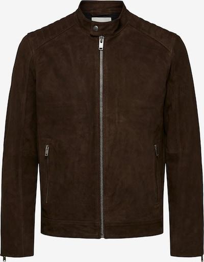 SELECTED HOMME Jacke in kastanienbraun, Produktansicht