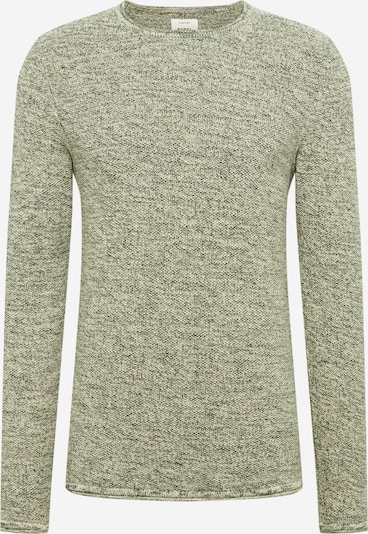 Pullover 'Maximo' Redefined Rebel di colore oliva, Visualizzazione prodotti