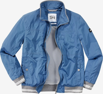 S4 Jackets Jacke in blau / grau / weiß, Produktansicht