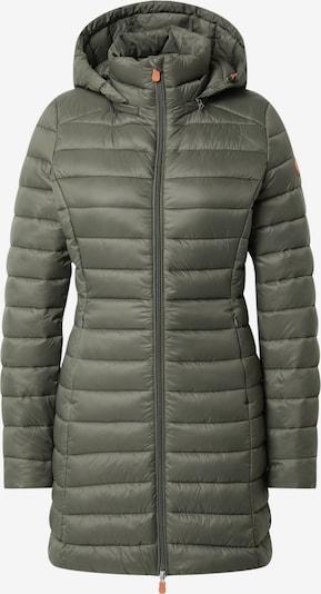 Palton de primăvară-toamnă 'CAROL' SAVE THE DUCK pe verde, Vizualizare produs