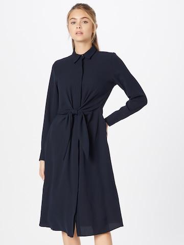 Robe-chemise Lauren Ralph Lauren en bleu