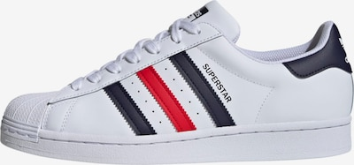 ADIDAS ORIGINALS Sneaker 'Superstar' in mischfarben, Produktansicht
